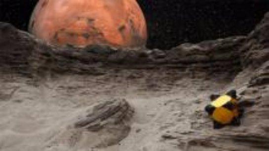 Разработан робот, который будет исследовать поверхности комет и астероидов