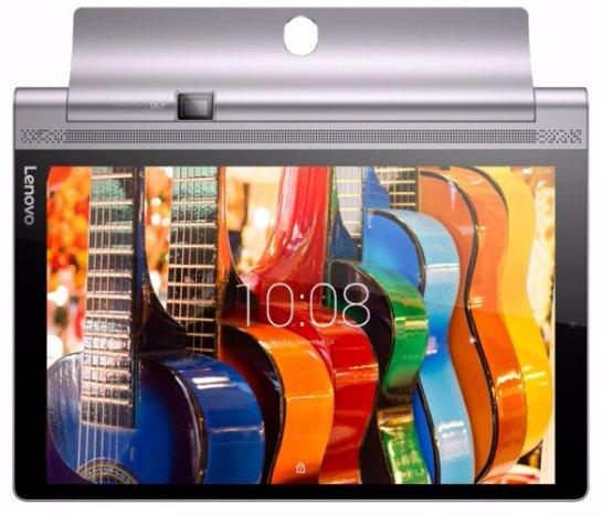 Lenovo представила новый планшет YOGA Tab 3 Pro