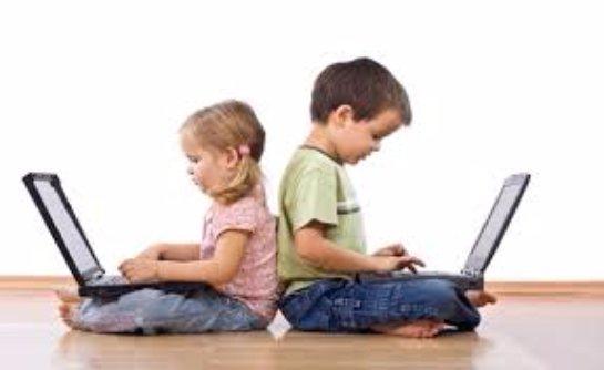 Нужен ли детям интернет