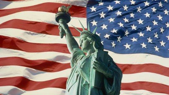 Я люблю США!
