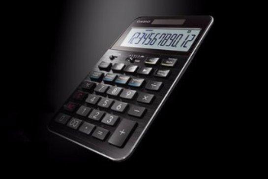 Casio разработала новый калькулятор