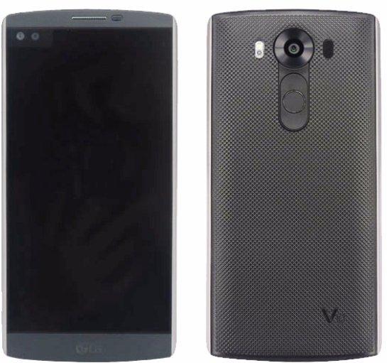 Смартфон LG V10 официально представят 1 октября