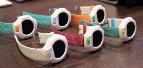 Компания Alcatel выпустила свои «умные» часы