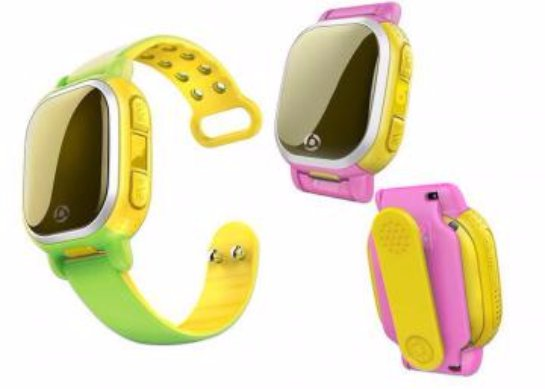 Tencent презентовал детские смарт-часы