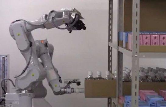 Hitachi создала робота- начальника