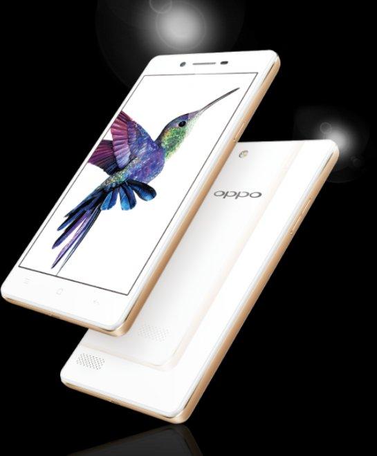 Oppo представила еще один бюджетный смартфон