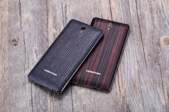 Вышел бюджетный смартфон HOMTOM HT5