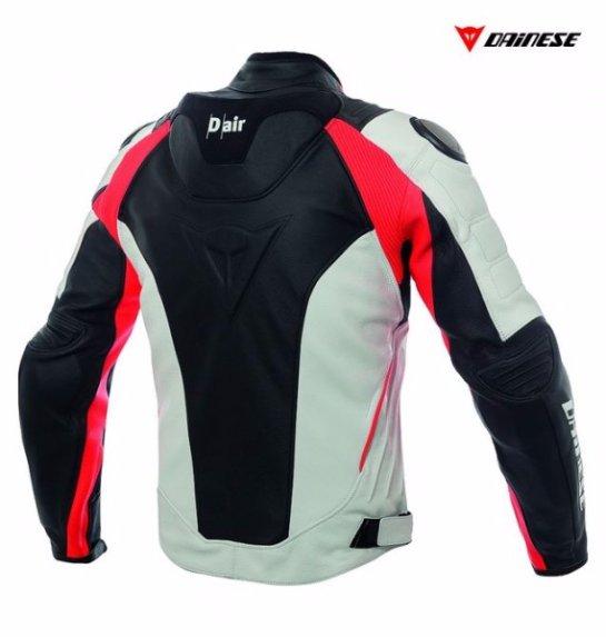 Создана уникальная куртка для мотоциклистов Misano 1000