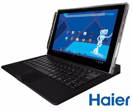 Состоялся анонс планшета HaierPad 103