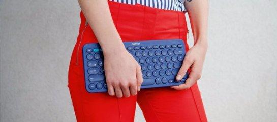 Создана универсальная клавиатура с круглыми клавишами