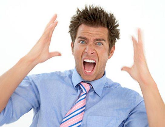 Ученые выяснили, что гнев приводит к преждевременной смерти