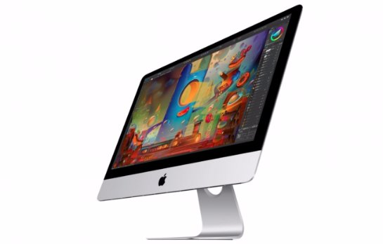 Apple презентовала 27-дюймовый iMac