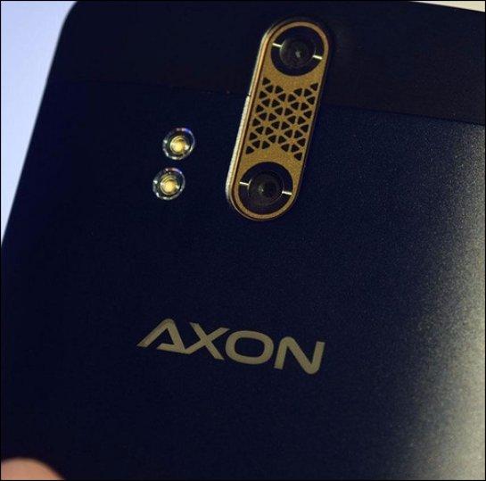 ZTE готовит к выпуску 13,7-дюймовый планшет Axon