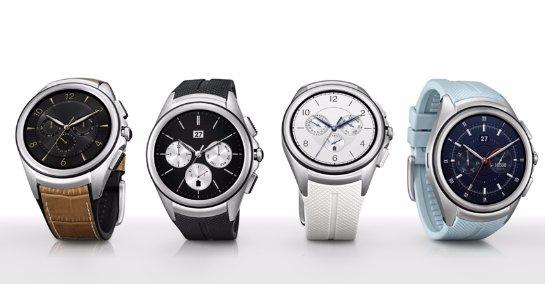 Компания LG представила собственные «умные» часы Watch Urbane 2nd Edition