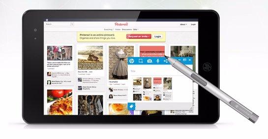 Планшет HP Envy Note 8 готовится к выпуску