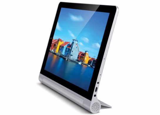 Появился клон планшета Lenovo Yoga Tablet
