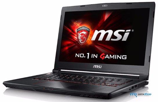 MSI GS40 Phantom понравится любому геймеру
