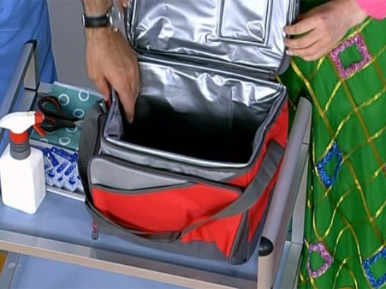Выбор сумки-холодильника