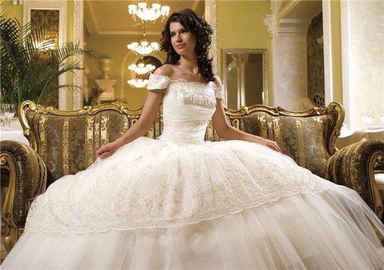 Как определиться со свадебным платьем?