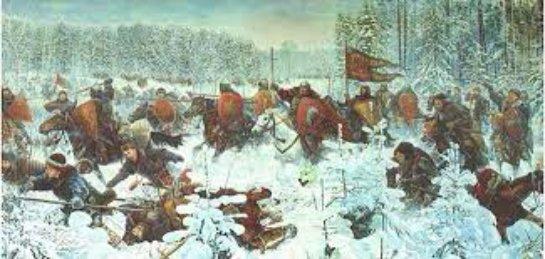 Память о великом разгроме Золотой Орды