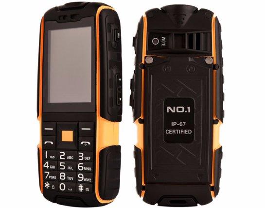 Компания No.1 выпустила сверхнадежный бюджетный телефон