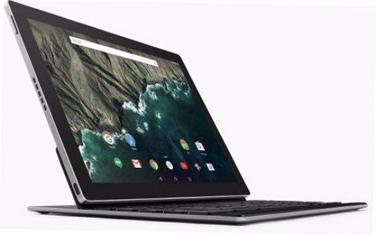 Google официально представила планшет Pixel C
