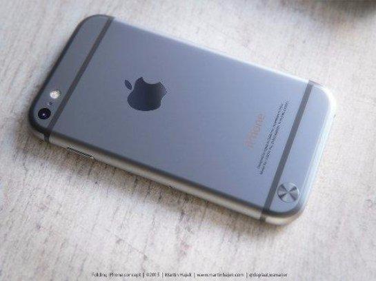 Дизайнер Мартин Хайек предложил необычный вариант iPhone