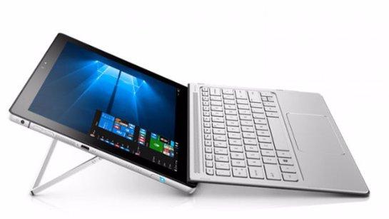 HP презентовала новый планшет