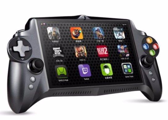 JXD презентовала  игровой Android-планшет