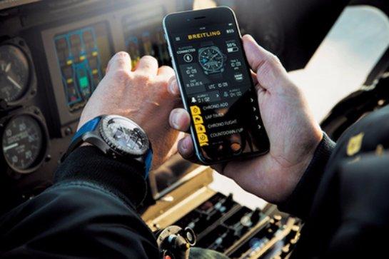 Breitling собирается представить свои первые «умные» часы