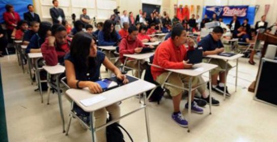 В США ученики получат iPad