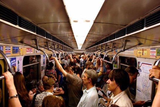 Поездки в общественном транспорте положительно действуют на организм