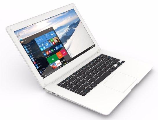 Представлен суперлегкий ноутбук Archos 140 Cesium