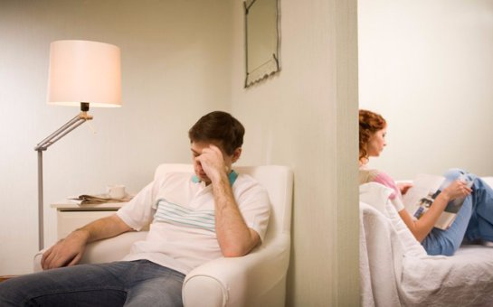 Ученые выяснили, что мужчины тоже страдают от послеродовой депрессии