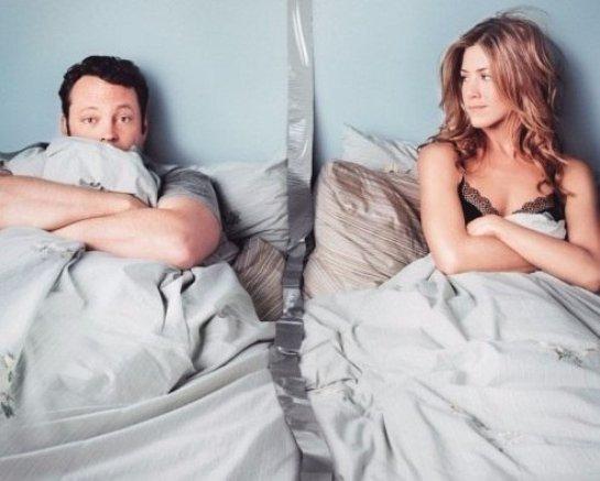 Ученые уверены, что супругам полезно спать раздельно