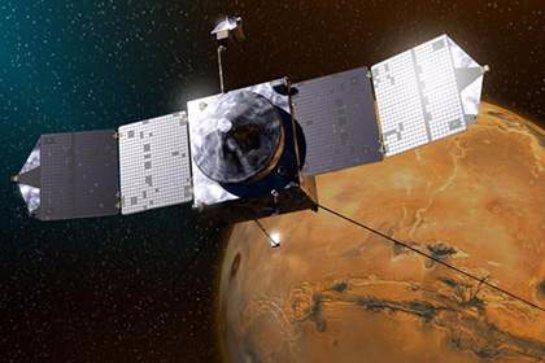 NASA рассказало, что убило атмосферу Марса