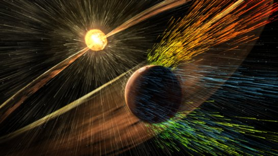NASA spacecraft heads to Mars to explore planets interior