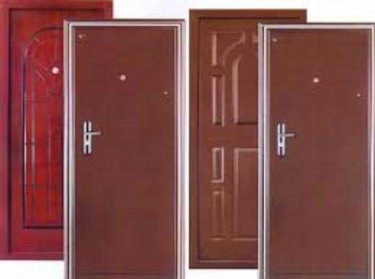 Металлические двери в Москве и Подмосковье