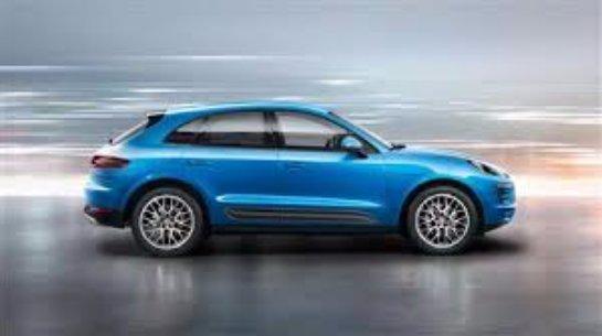 Новая модель Porsche Macan пополнит линейку GTS