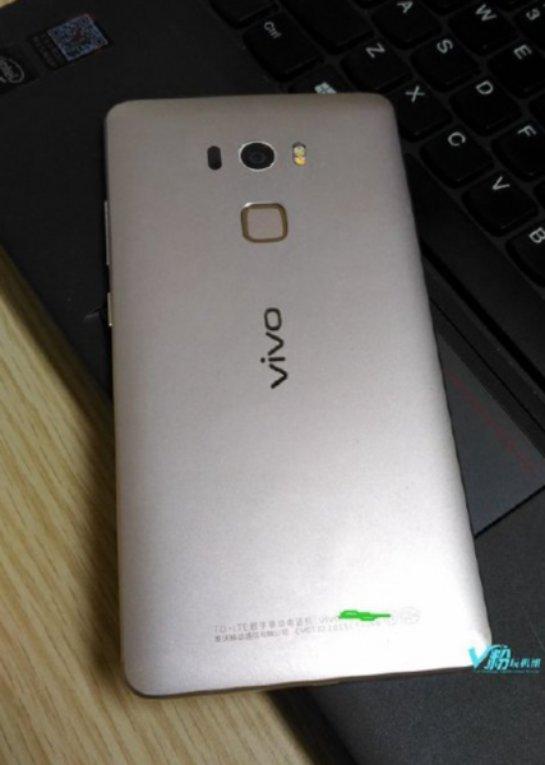 В сеть просочились подробные технические характеристики фаблета Vivo Xplay 5S