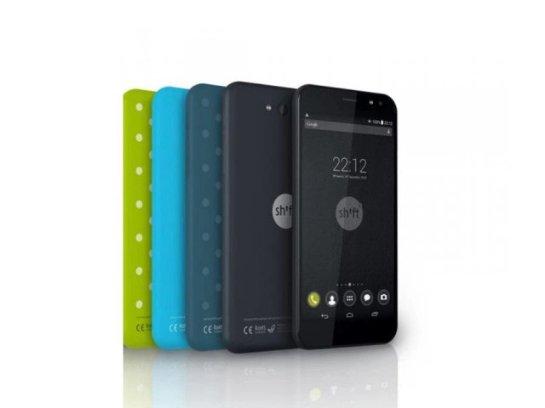 Shift5+ — мощный смартфон от немецкого производителя
