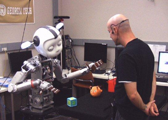 Роботов научили перебивать людей