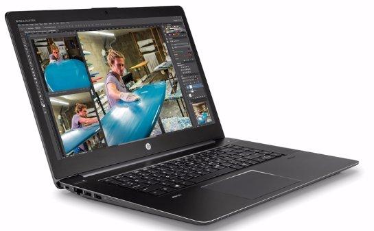 Hewlett-Packard представила новинку ZBook Studio