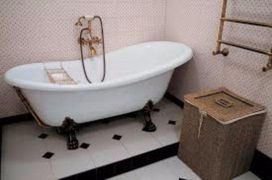 Стиль ретро для смесителей в ванной комнате
