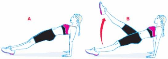 Как сделать живот плоским: несколько полезных рекомендаций