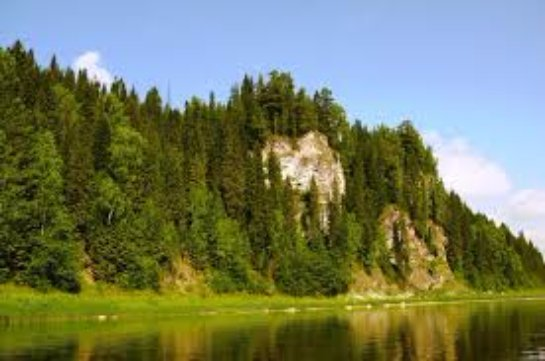 Красоты Уральского края