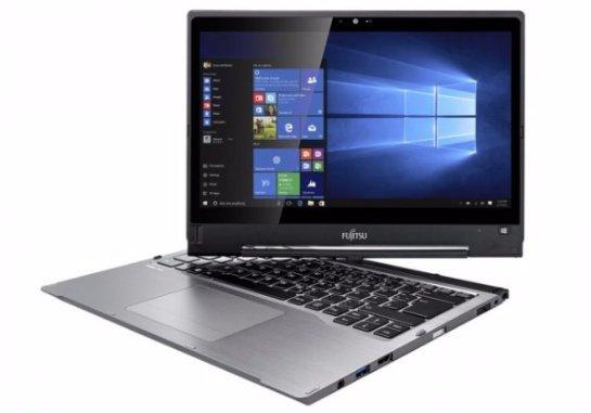 Состоялся анонс необычного ноутбука Fujitsu Lifebook T936