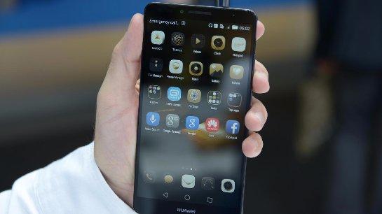 Приближается анонс новинки Mate 8 от Huawei
