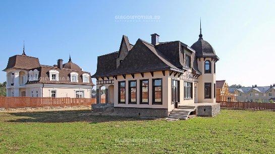 Недвижимость в Подмосковье: коттеджный поселок Глаголево