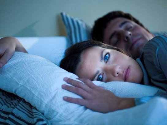 Бессонница может разрушить брак